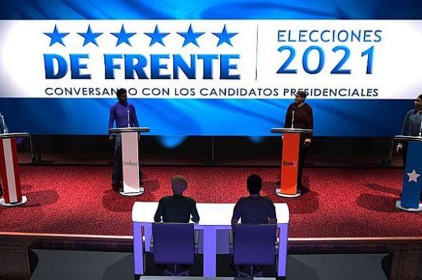 En la Ley Electoral se debe incorporar la figura de los debates presidenciales