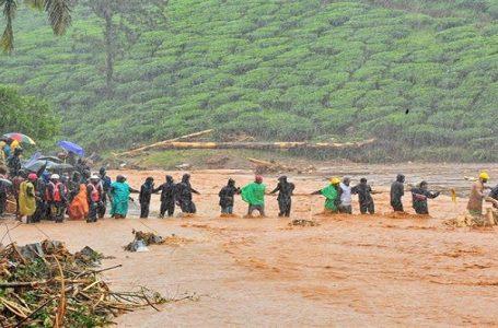 Al menos 43 muertos dejan severas inundaciones en India