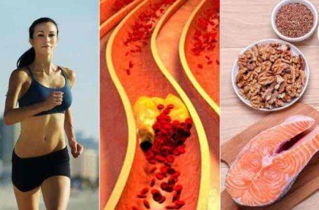Hábitos que te ayudan a controlar el colesterol de forma natural