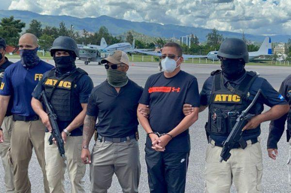 Extraditado el hondureño Fredy Mármol por narcotráfico