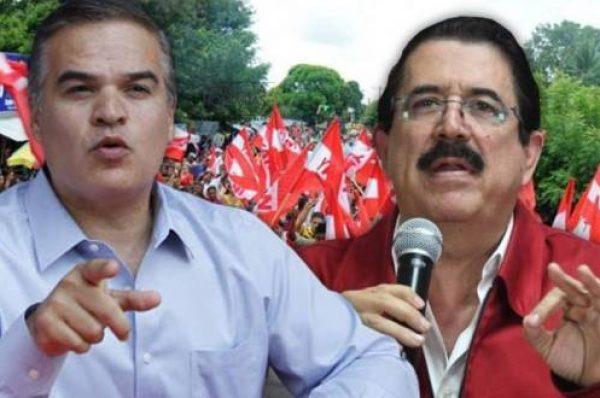"""""""Mel"""" Zelaya violó el pacto que tenía con Yani Rosenthal: jefe de bancada liberal"""