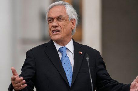 Oposición chilena anunció que promoverá un juicio político a Piñera