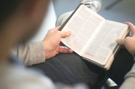 Próxima semana retomarán tema sobre lectura de la Biblia en centros educativos